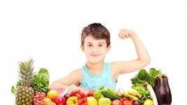 Alimentation saine pour les enfants