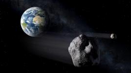L'astéroïde le plus grand et le plus rapide de cette année est sur le point de zoomer sur la Terre