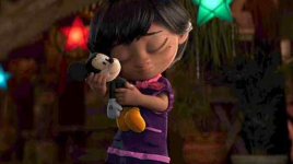 Annonce animée de Disney 2020 pour le Noël: La magie d'être ensemble