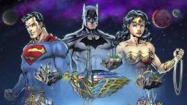 Le calendrier de DC FANDOME comprend BATMAN, FLASH, la coupe snyder de la ligue de la justice, etc.