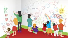 3 activités amusantes et créatives pour les enfants