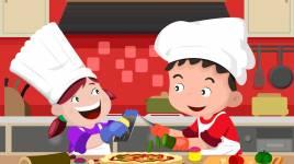 Les avantages de la cuisine pour les enfants