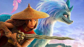 RAYA ET LE DERNIER DRAGON est maintenant disponible sur Disney +