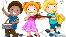 4 façons d'introduire les instruments de musique pour nos enfants