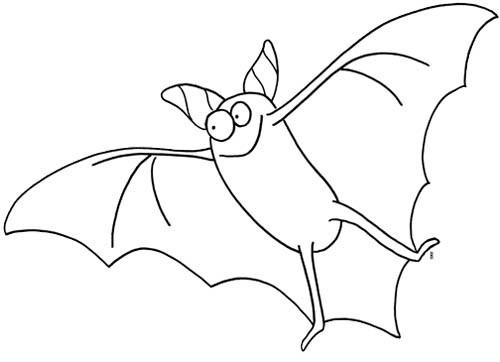 coloriage chauve souris dessin pour enfant dessin gratuit imprimer. Black Bedroom Furniture Sets. Home Design Ideas