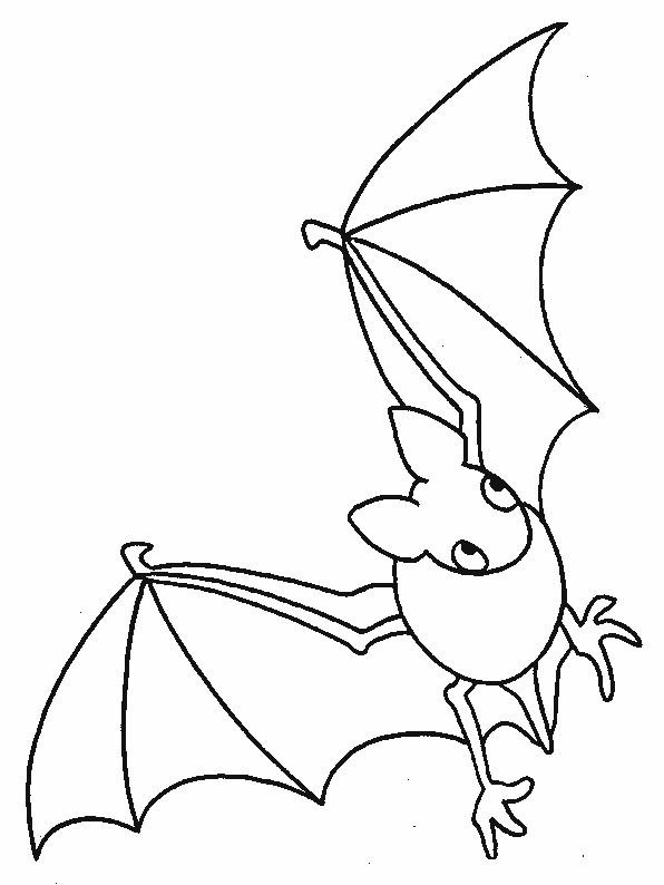Coloriage une chauve souris dessin t l charger for Gabarit chauve souris a imprimer