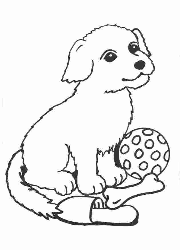 Dessin de chien facile affordable coloriages with dessin - Dessin chien facile ...