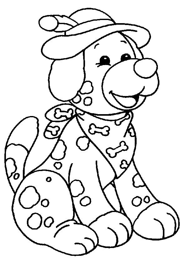 Kinder Kleurplaten Van Dieren Spelletejes Kleurplaat Hondje Puppy Barbie 51 Ausmalbilder Malvorlagen