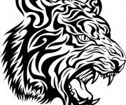 Dessiner en ligne vos coloriages préférés de Cougars