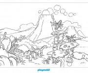 Coloriage Des Dinosaures
