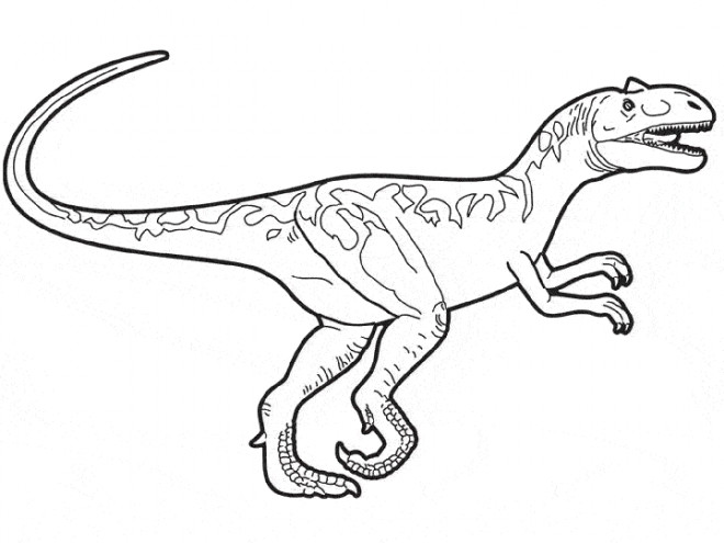 Coloriage Dinosaure En Couleur Dessin Gratuit A Imprimer