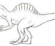 Coloriage dessin  Jurassic Park 17