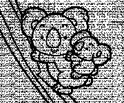 Coloriage et dessins gratuit Koala kawaii facile à imprimer