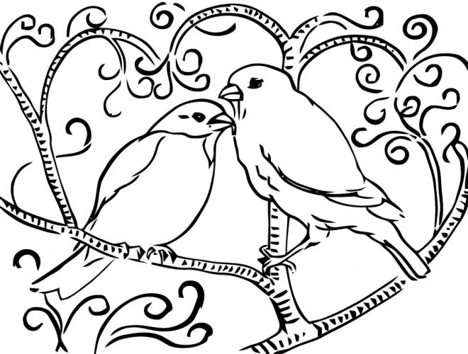 Coloriage oiseau mandala dessin gratuit imprimer - Dessin d oiseau a imprimer ...