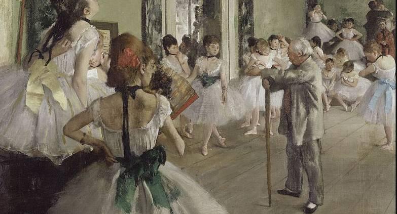 Acrobates, danseurs, vie quotidienne et griffonnage ... découvrez Edgar Degas!