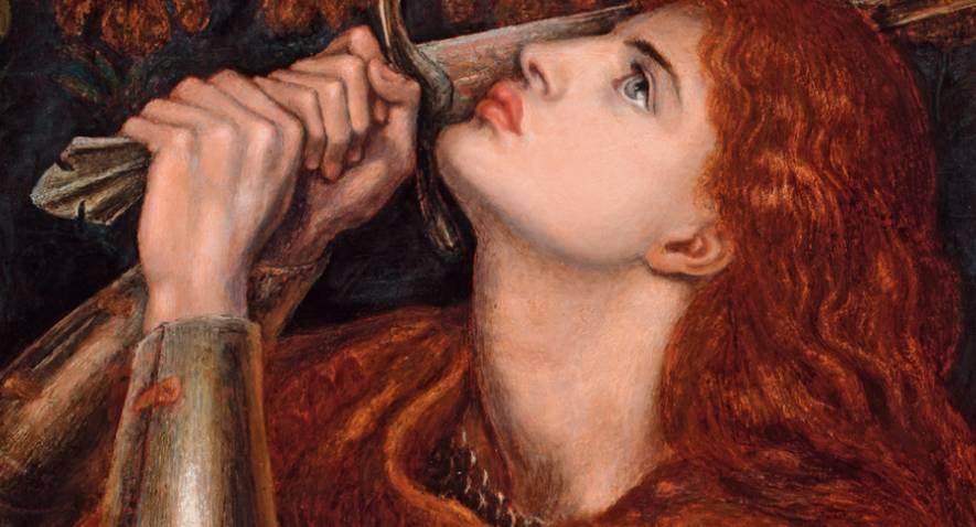 Découvrez la grande héroïne française Jeanne d'Arc