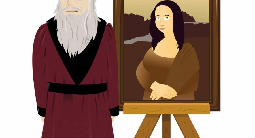 Découvrons Léonard de Vinci le plus grand artiste italien