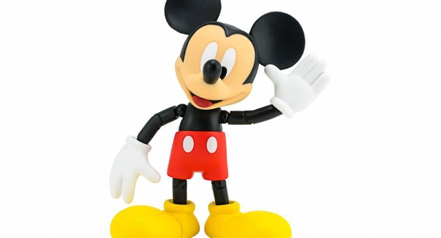 Disney célèbre les 90 ans de Mickey Mouse