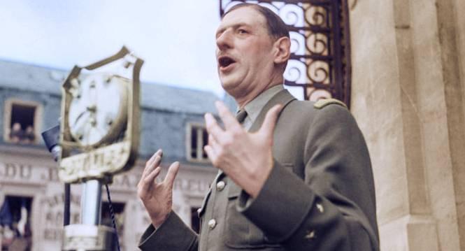 En savoir plus sur le héros français Charles de Gaulle