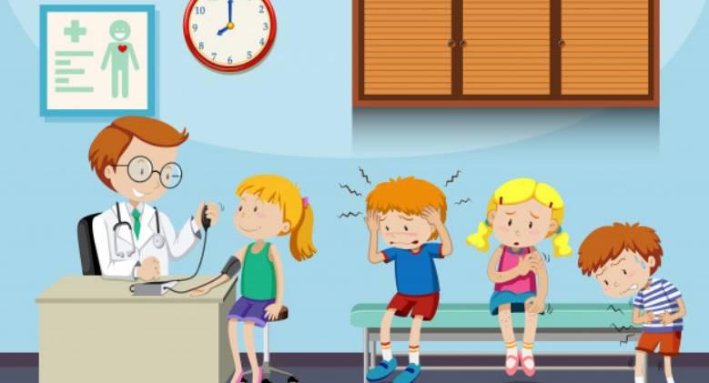 Pourquoi les enfants tombent souvent malades