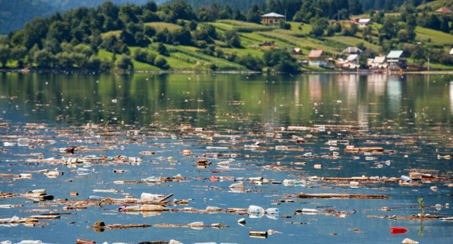 Qu'est-ce que la pollution de l'eau?