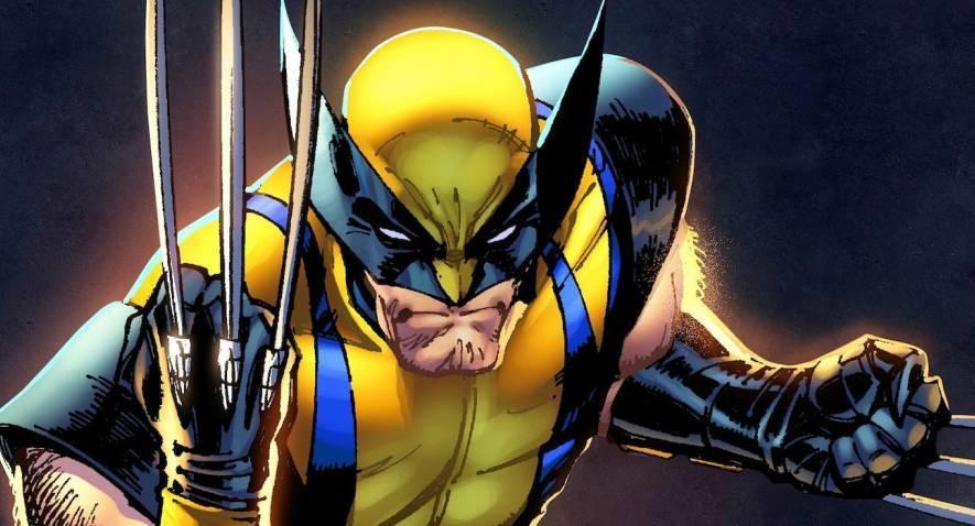 Super héro Wolverine