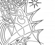 Coloriage et dessins gratuit Abstrait 1 à imprimer