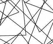 Coloriage et dessins gratuit Abstrait 11 à imprimer
