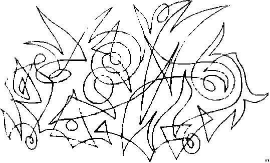 Coloriage et dessins gratuits Abstrait 54 à imprimer