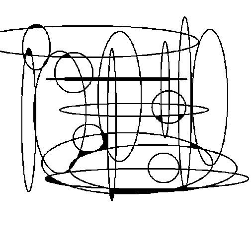 Coloriage et dessins gratuits Abstrait 8 à imprimer