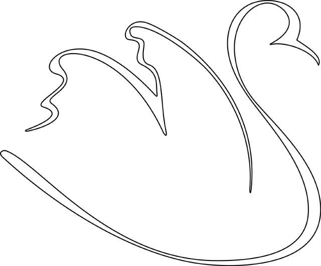 Coloriage et dessins gratuits Abstrait Canard magnifique à imprimer
