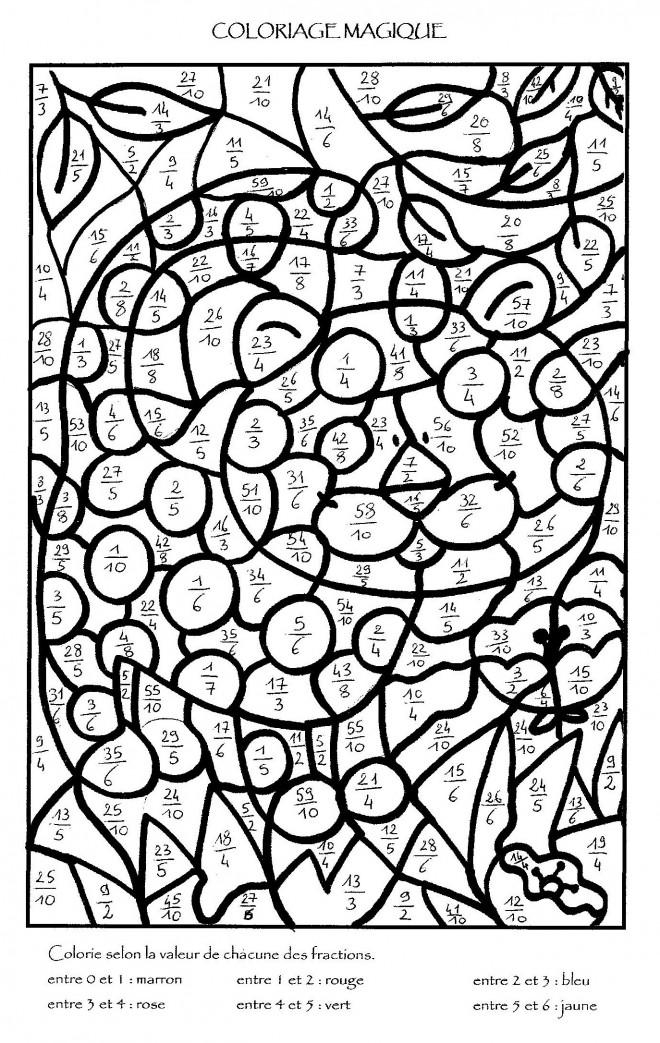 Coloriage et dessins gratuits Addition 18 à imprimer