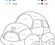 Coloriage et dessins gratuit Addition 3 à imprimer