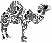 Coloriage Adulte Animaux