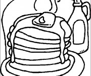 Coloriage Aliments 15