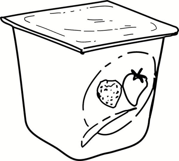 Coloriage et dessins gratuits Aliments 35 à imprimer