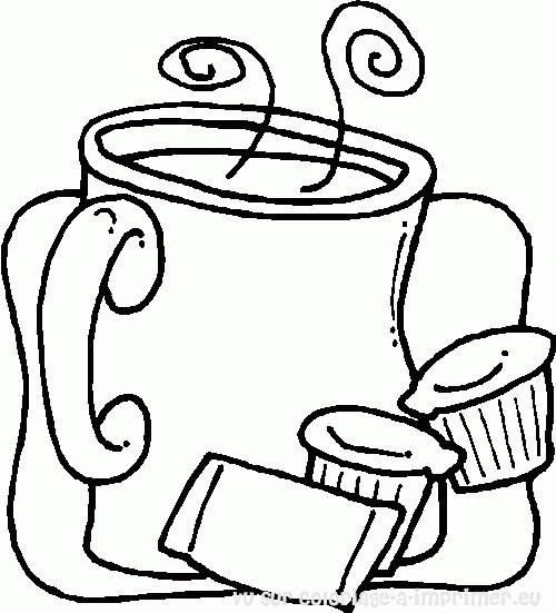 Coloriage et dessins gratuits Aliments à découper à imprimer