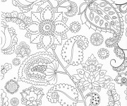Coloriage Anti-Stress couleur