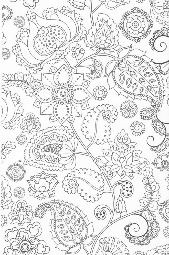 Coloriage et dessins gratuits Anti-Stress couleur à imprimer