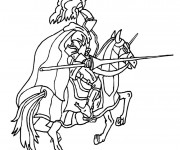 Coloriage dessin  Armes 16