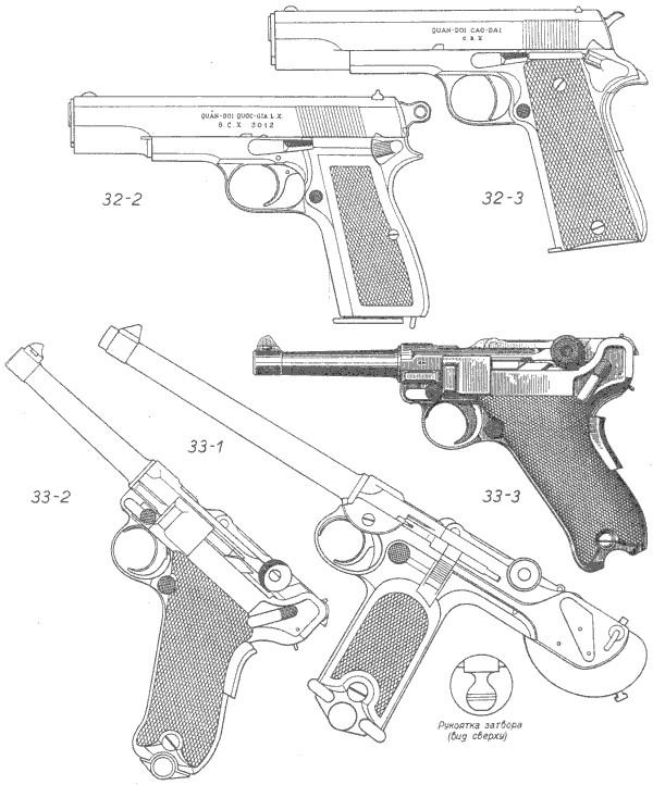 Coloriage et dessins gratuits Pistolet nerf à imprimer