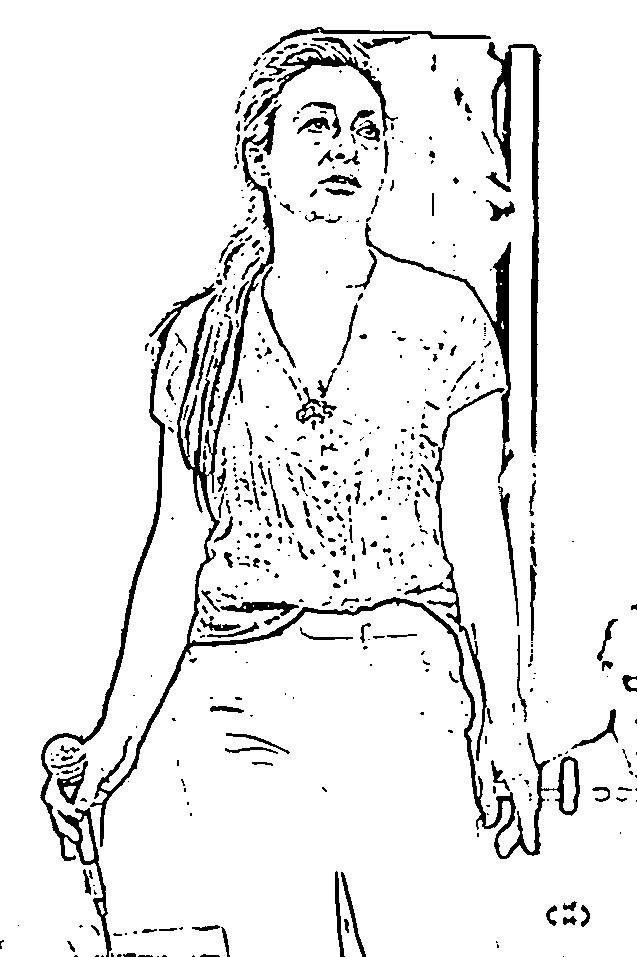 Coloriage et dessins gratuits célébrités à colorier à imprimer