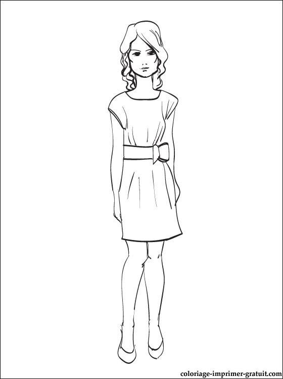 Coloriage et dessins gratuits célébrités couleur à imprimer
