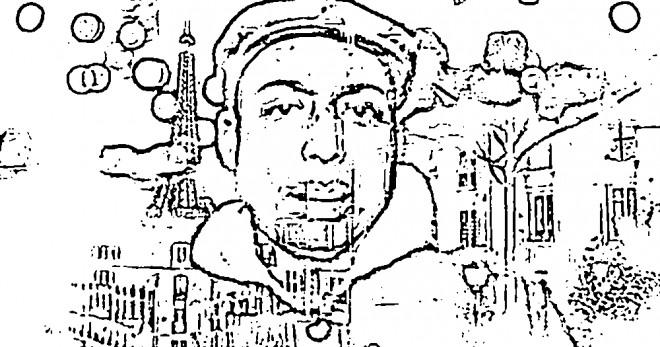 Coloriage et dessins gratuits Célébrités Rap Français à imprimer