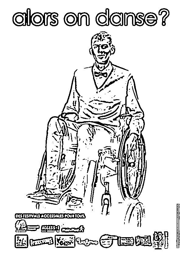 Coloriage et dessins gratuits Célébrités Stromae à imprimer