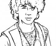 Coloriage et dessins gratuit Camp Rock pour Les Jeunes à imprimer