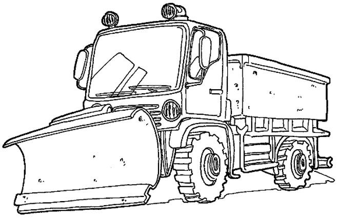 Coloriage Chantier 3 dessin gratuit à imprimer
