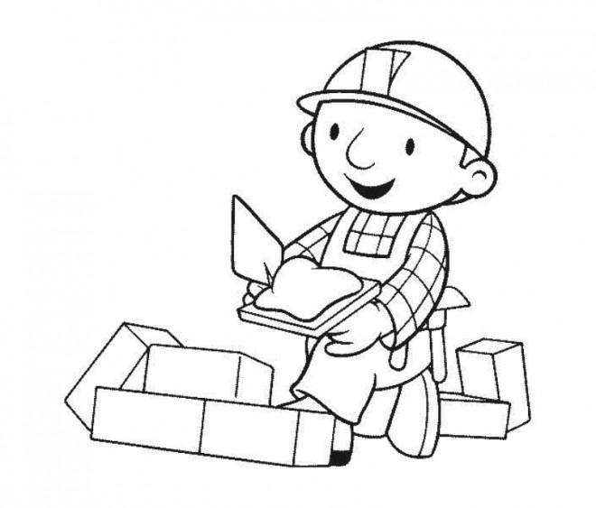 Coloriage et dessins gratuits Le Petit Masson à imprimer