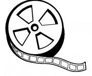 Coloriage Cinema 2