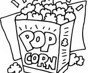 Coloriage et dessins gratuit Cinéma et amusement à imprimer